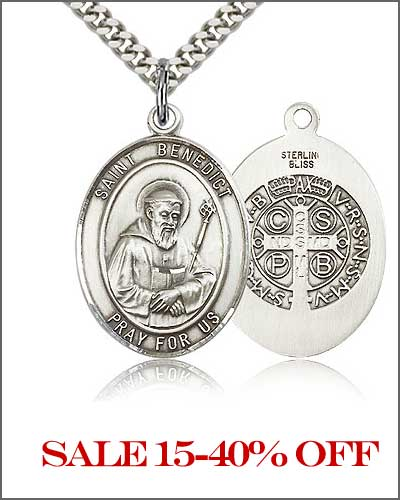 Shop Catholic Patron Saint Medals