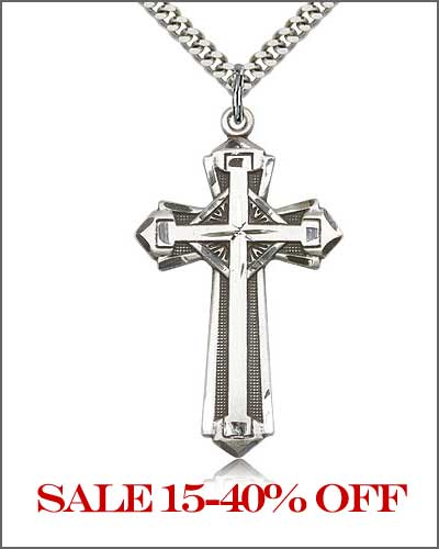 Shop for Cross Necklaces for Men And Women