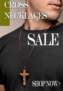 Shop Cross Necklaces For Men