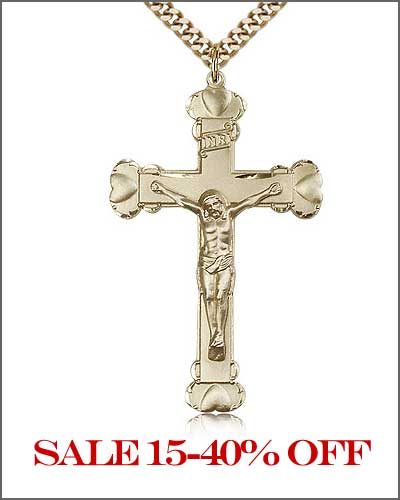 Crucifix Necklaces for Men and Women